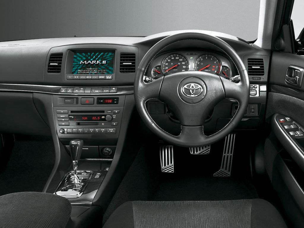 Toyota mark ii тойота марк 2 2000 2004 седан