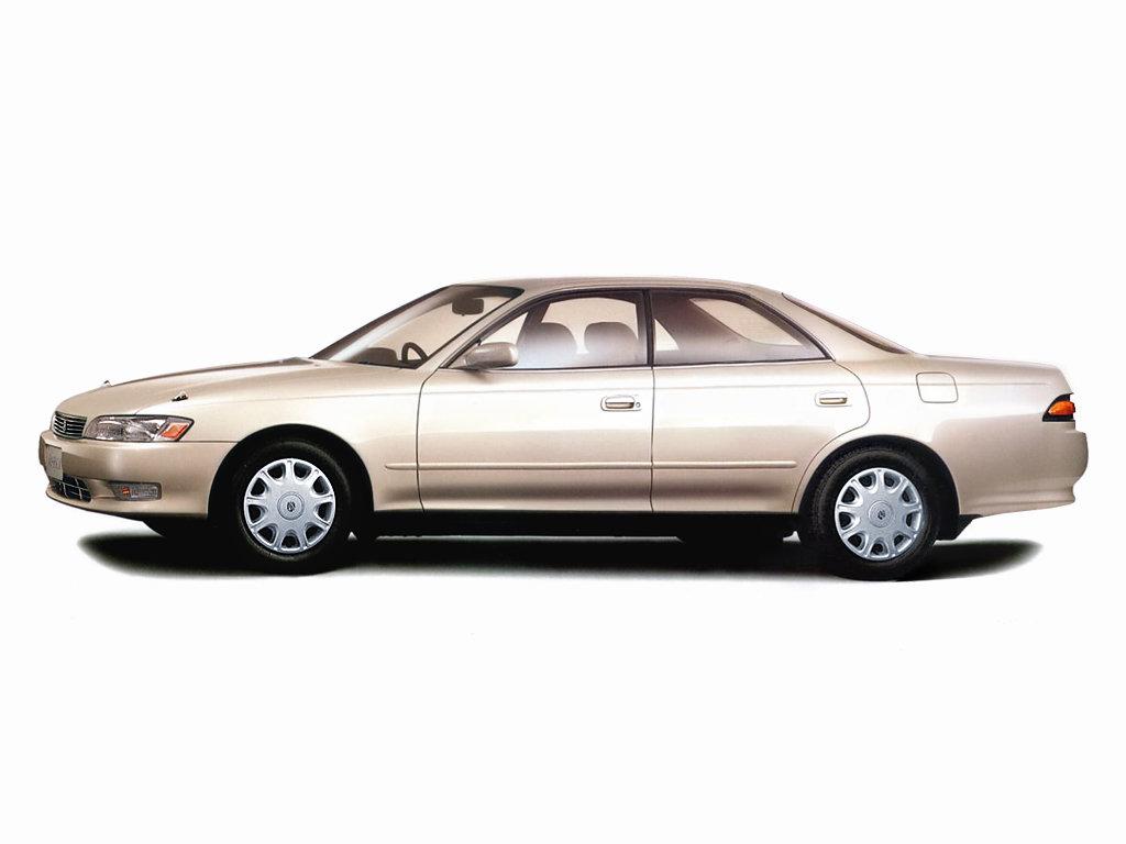 Toyota mark ii тойота марк 2 1992 1994 седан