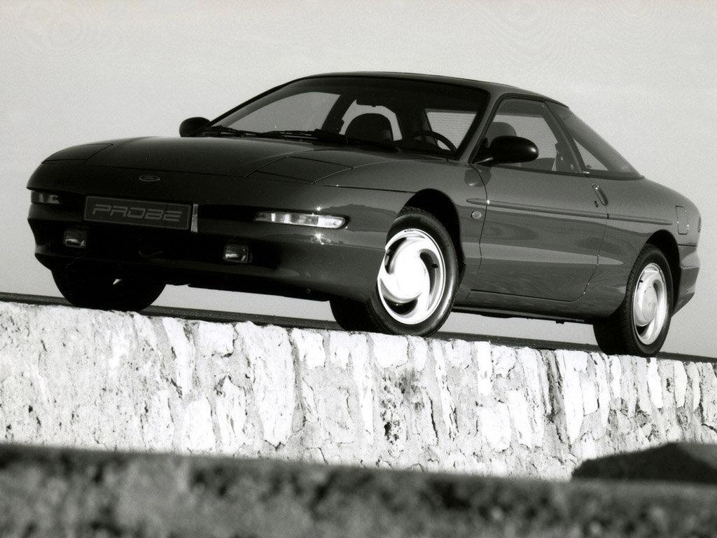 Фотографии автомобилей Ford Probe…