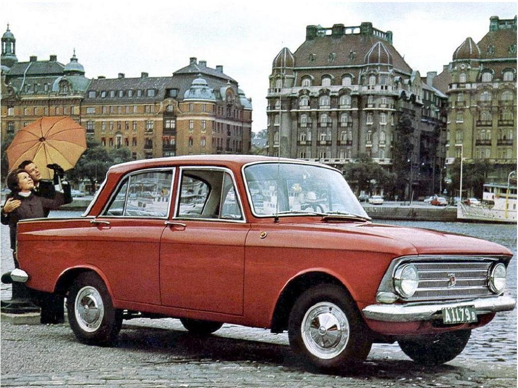 Moskvich 408 - 2