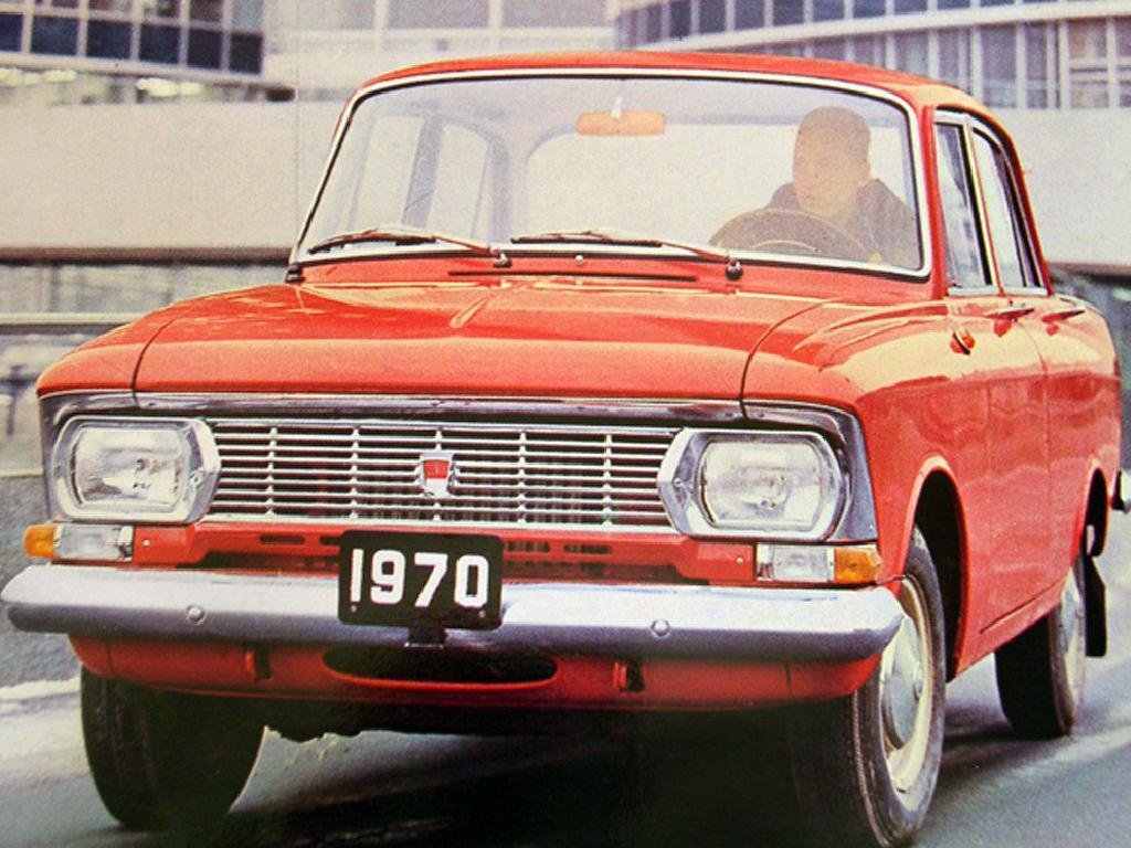 moskvich 407