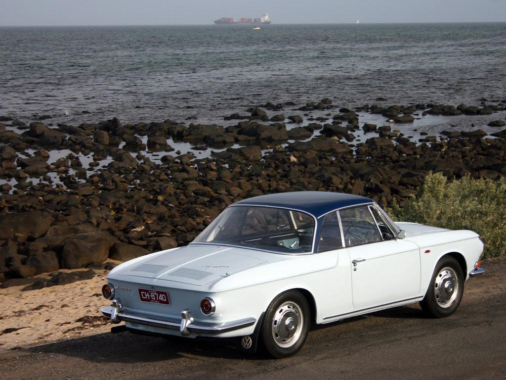 Karmann-Ghia Coupe