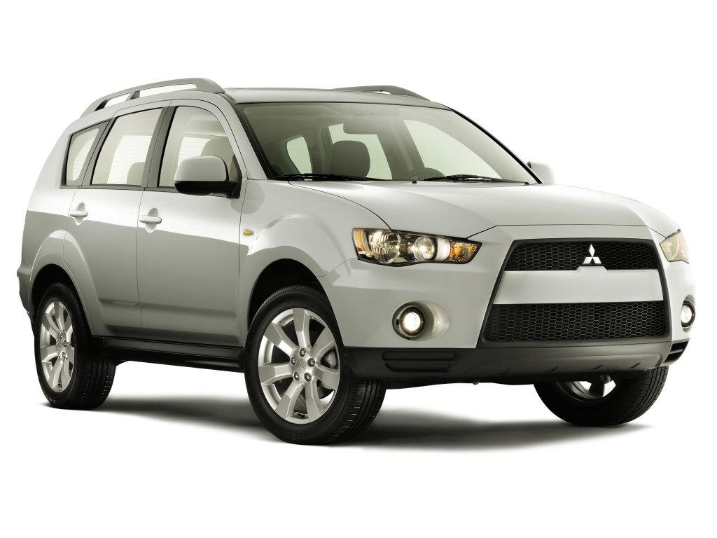Mitsubishi Outlander XL, фото, ф…