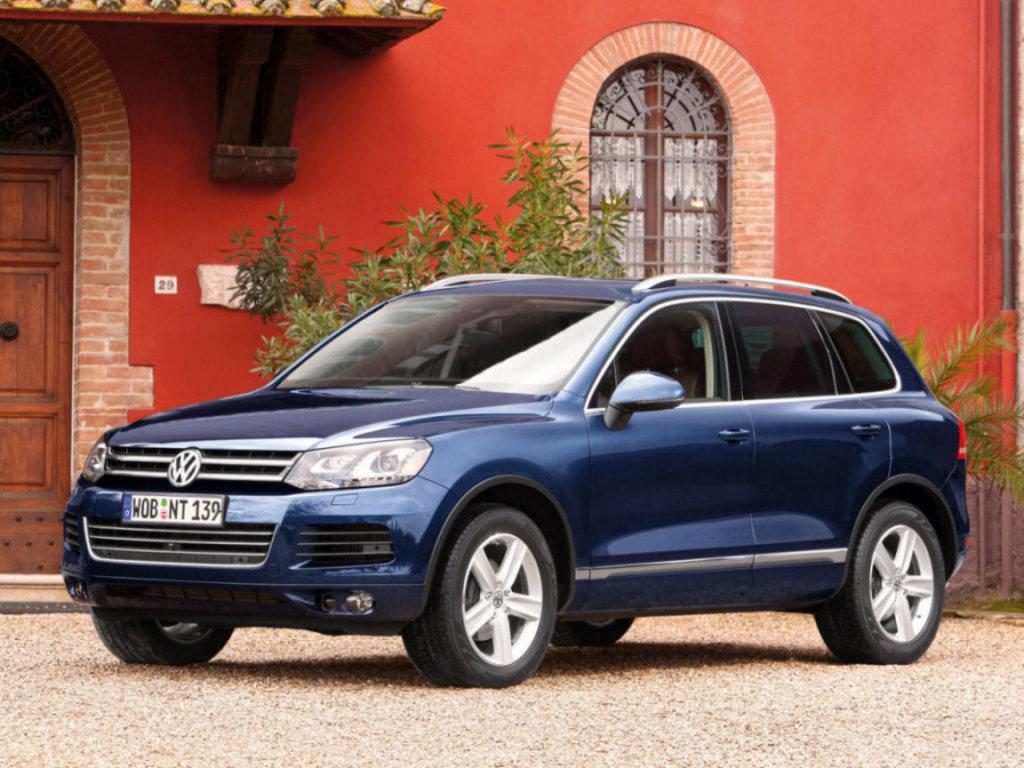 Представительный и динамичный Volkswagen…
