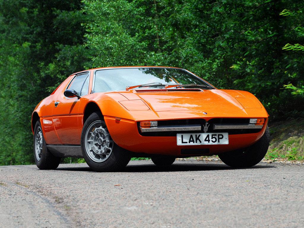 ... Maserati Merak