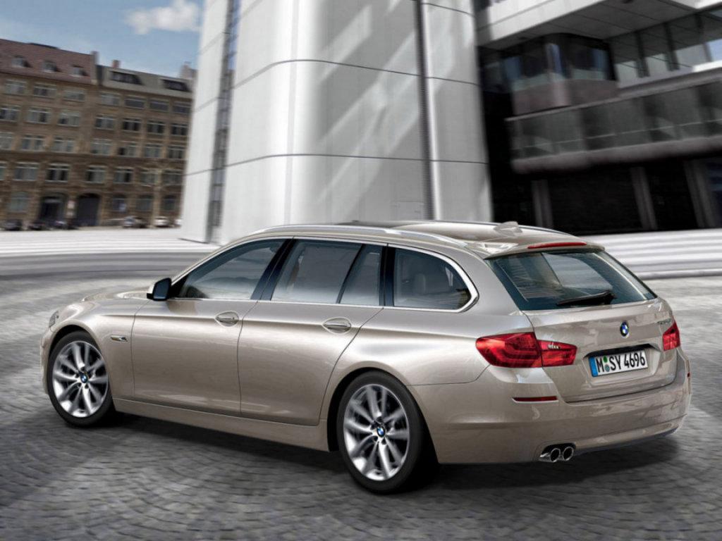 Фото BMW 5-я серия универсал…