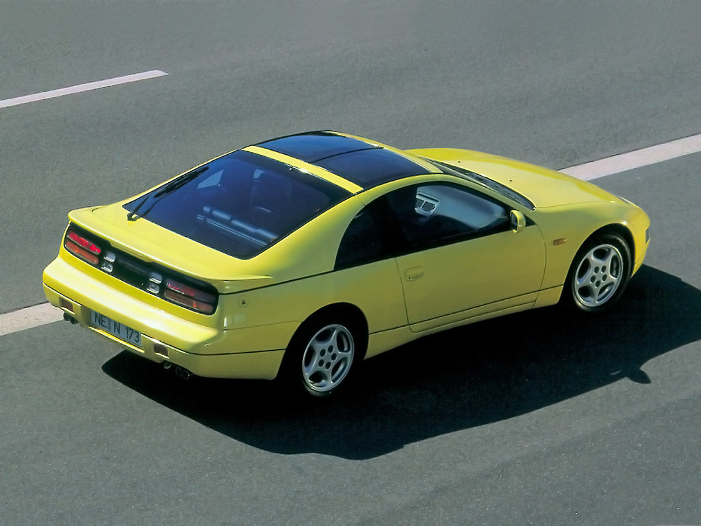 Nissan 300ZX, второе поколен…
