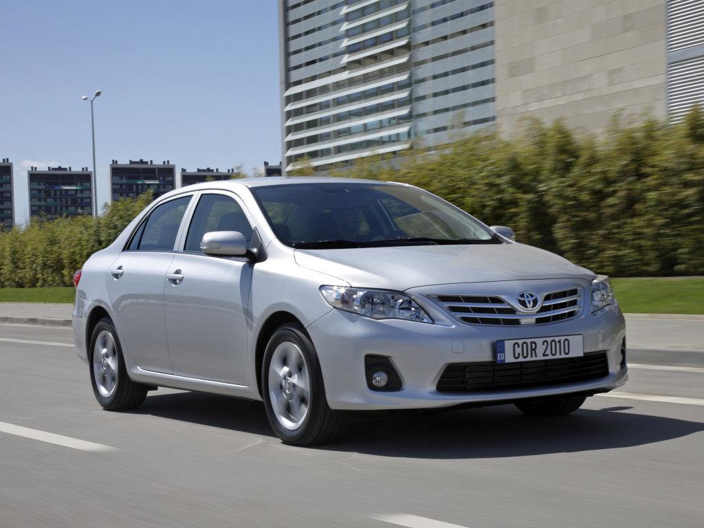 Фотографии Toyota Corolla на сайте А…