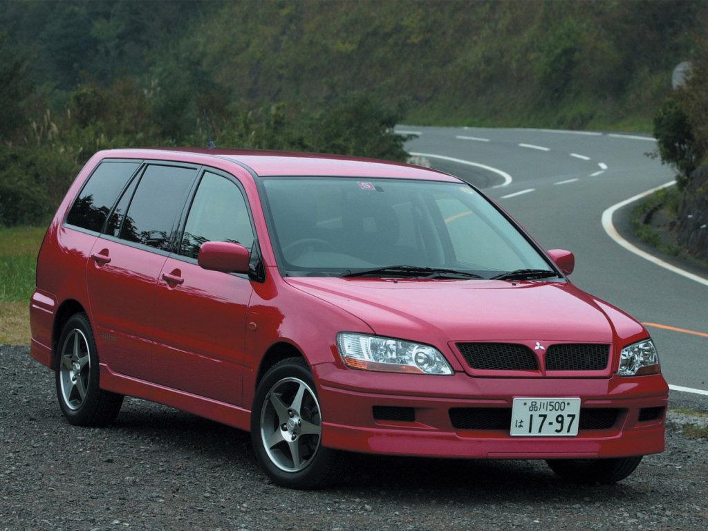 Mitsubishi Lancer Cedia wagon (…