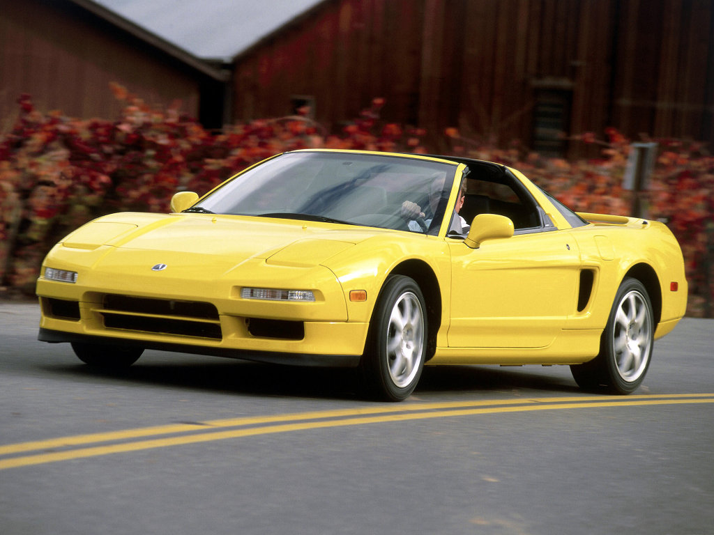 Acura NSX Pictures.