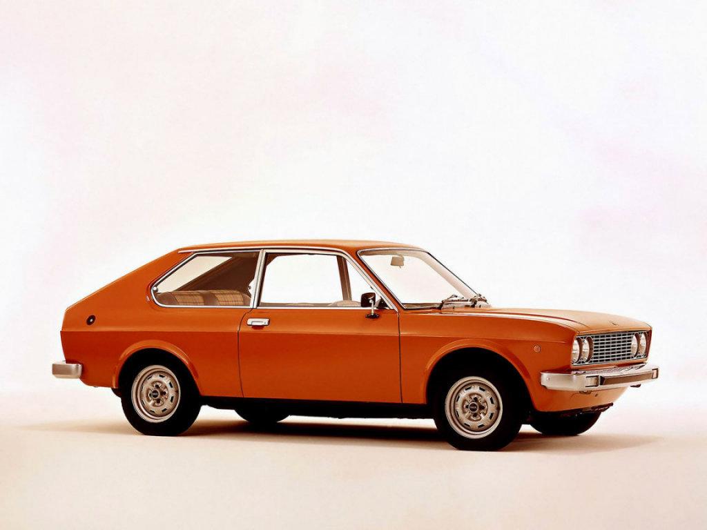 Fiat 128 / Фиат 128 (1975