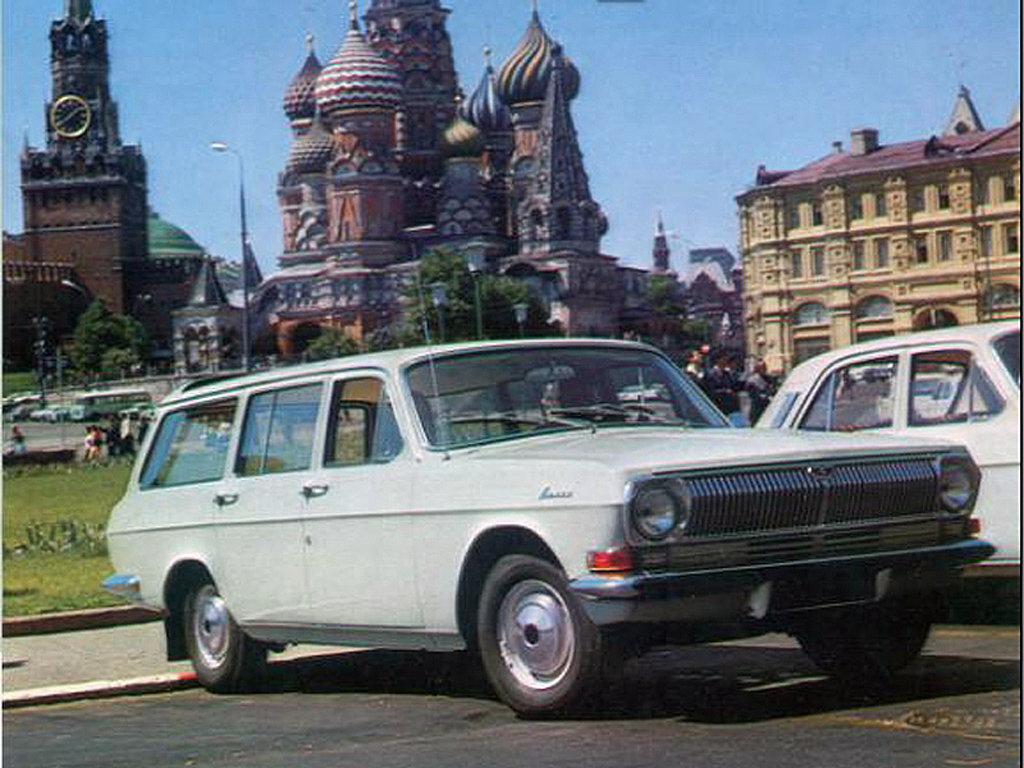 Фотографии автомобилей газ 24 02 волга
