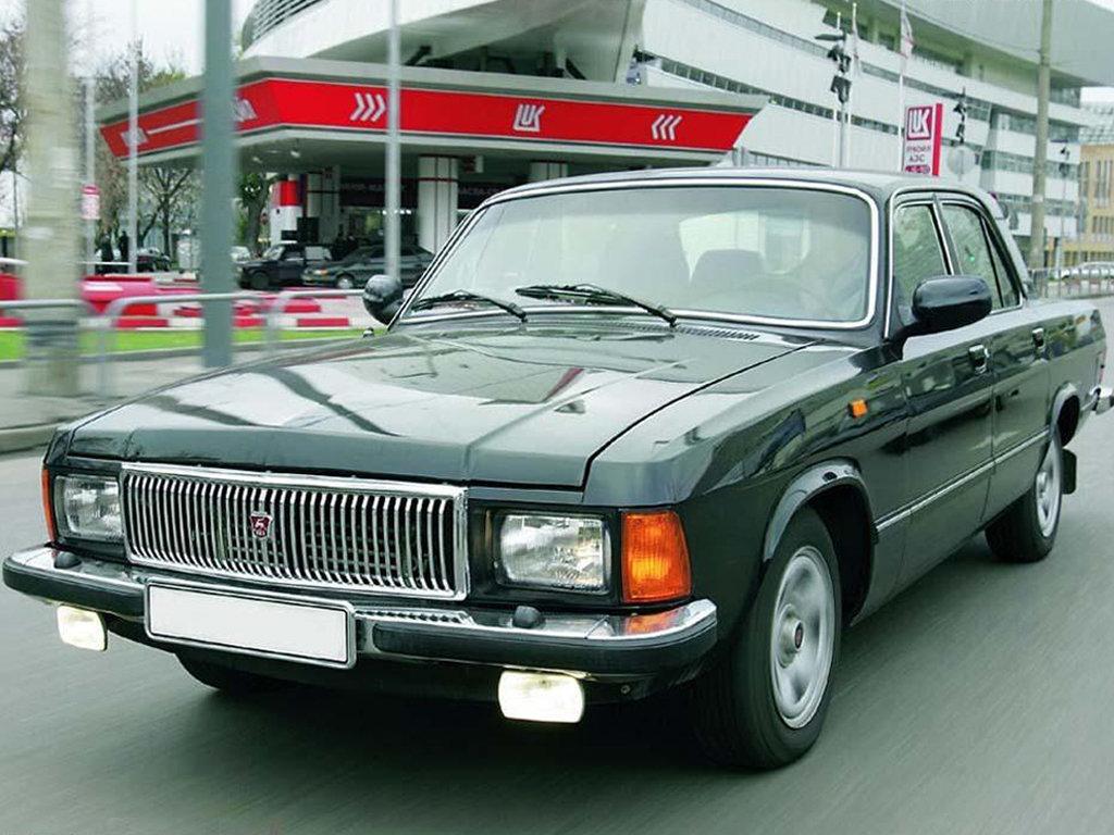 Фотографии автомобилей ГАЗ 3102 Волга (2007 - 2008) Седан / Фото