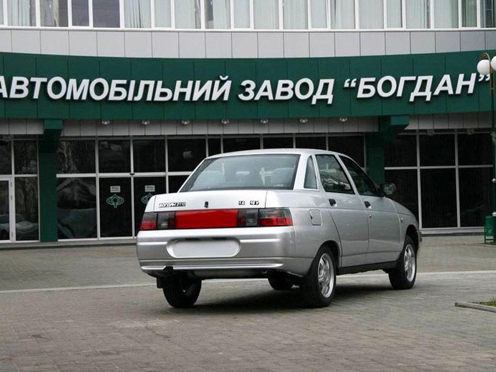 Украинская автокорпорация «Богдан» с…