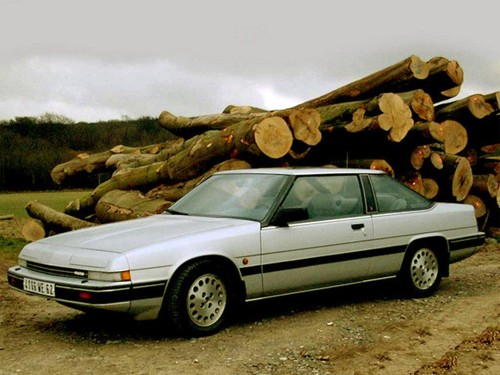 Mazda 929 Coupe: Фото 07.
