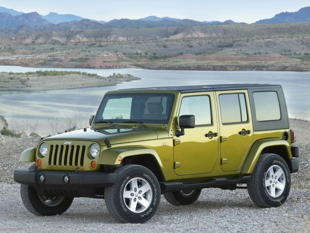 Фото автомобиля Jeep Wrangler…