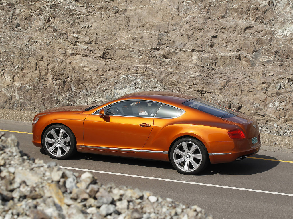 фото Bentley Continental G…