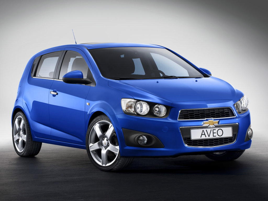 2011 Cheverolet Aveo Official Phot…