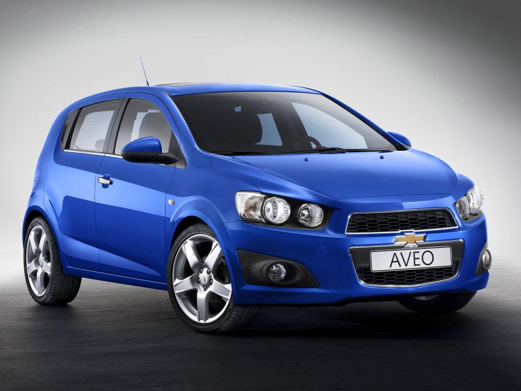 Новый Chevrolet Aveo базируется …