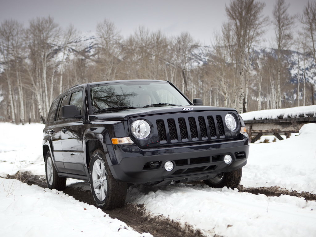 Фото Jeep Liberty.