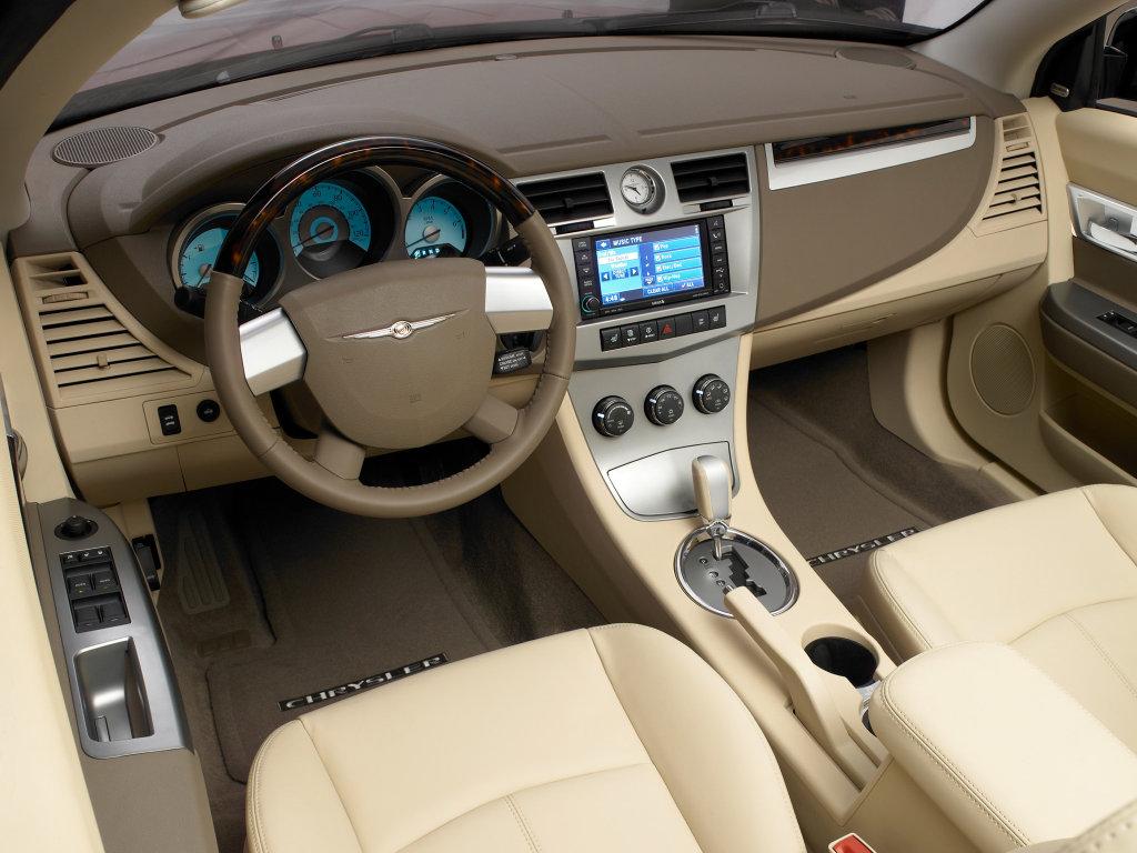 Фото автомобиля Chrysler Sebring…