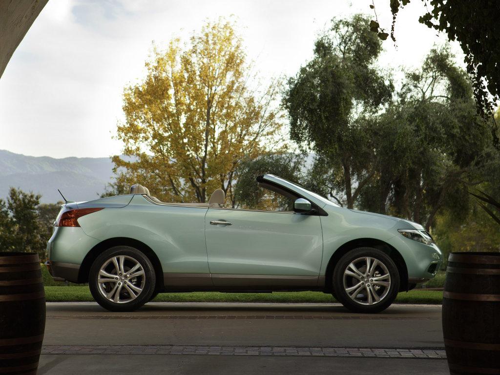 Авто и мото.  Nissan Murano Cros…