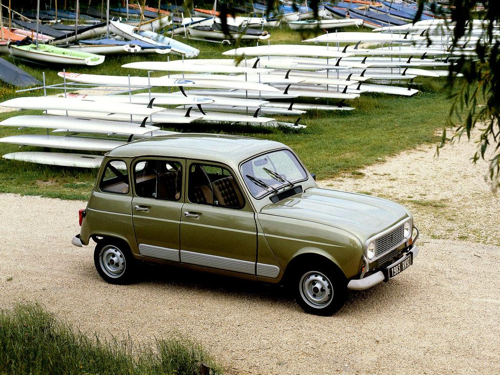 Фото Renault 4,Renault Книга…