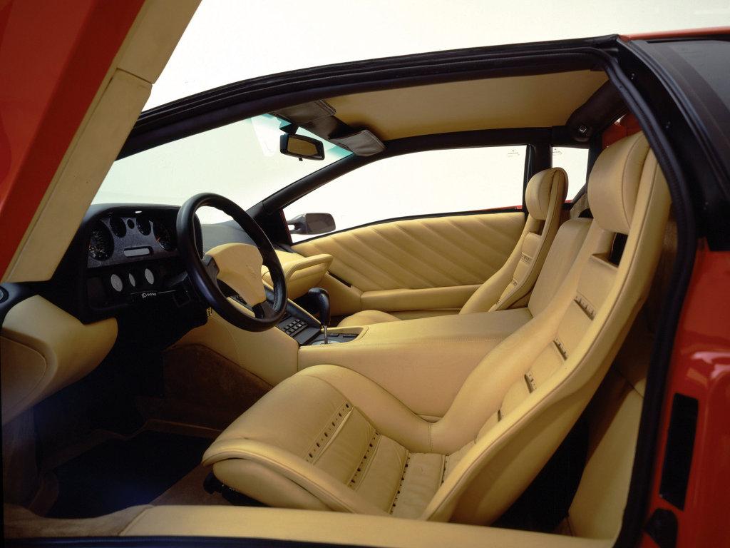 Фото Lamborghini Diablo VT 1…