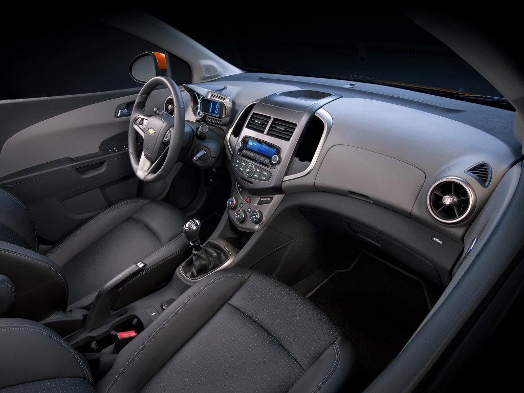 Фото Место водителя 2012 Chevrolet …
