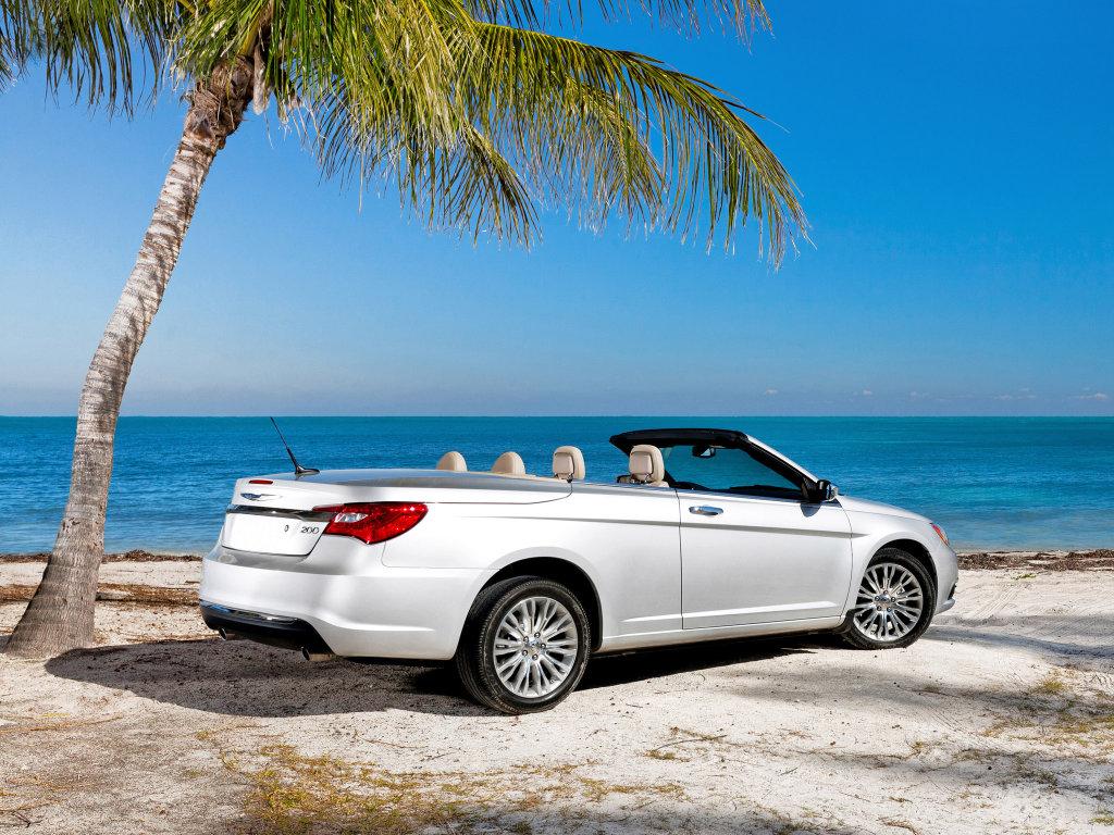 Фото Chrysler 200 Convertible…