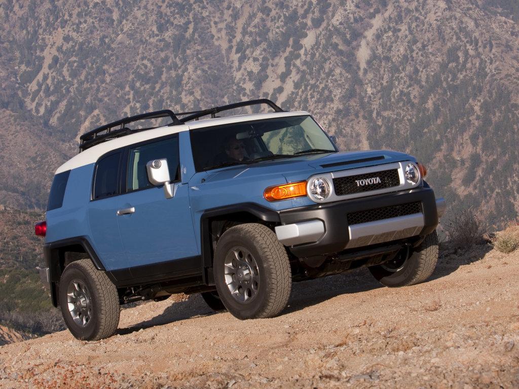 Toyota прекратит выпуск внедорожника…
