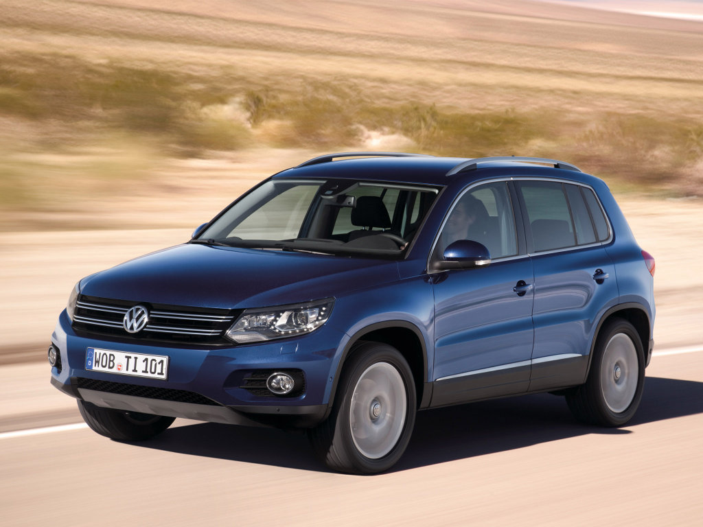 Volkswagen Tiguan фото 84009 авт…