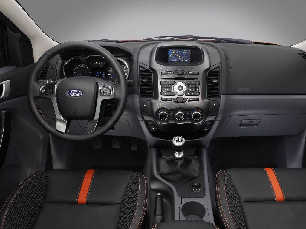 Фото Ford Ranger 5.