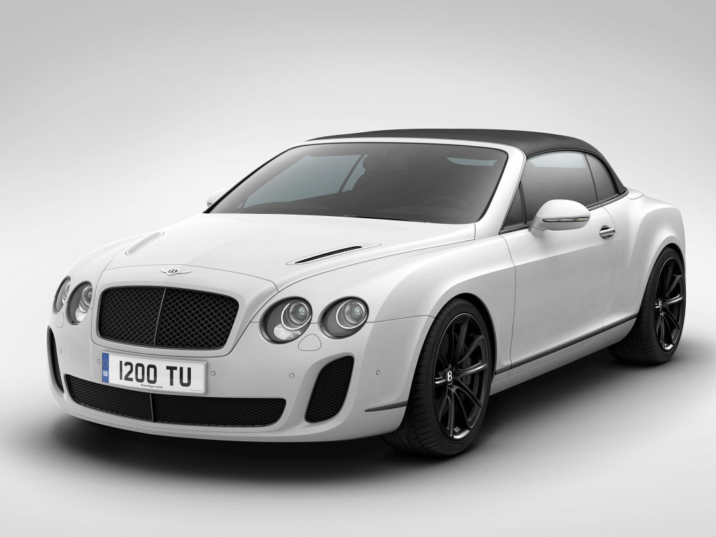 Фото Bentley Continental Cabri…