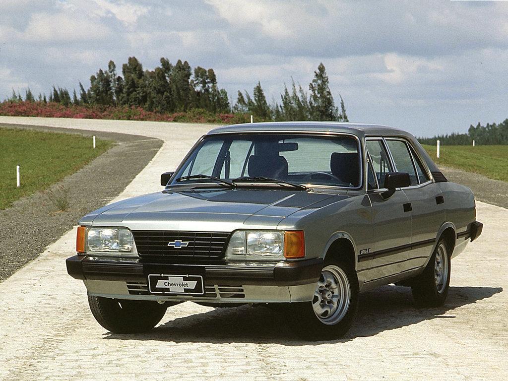 Chevrolet Opala / Шевроле