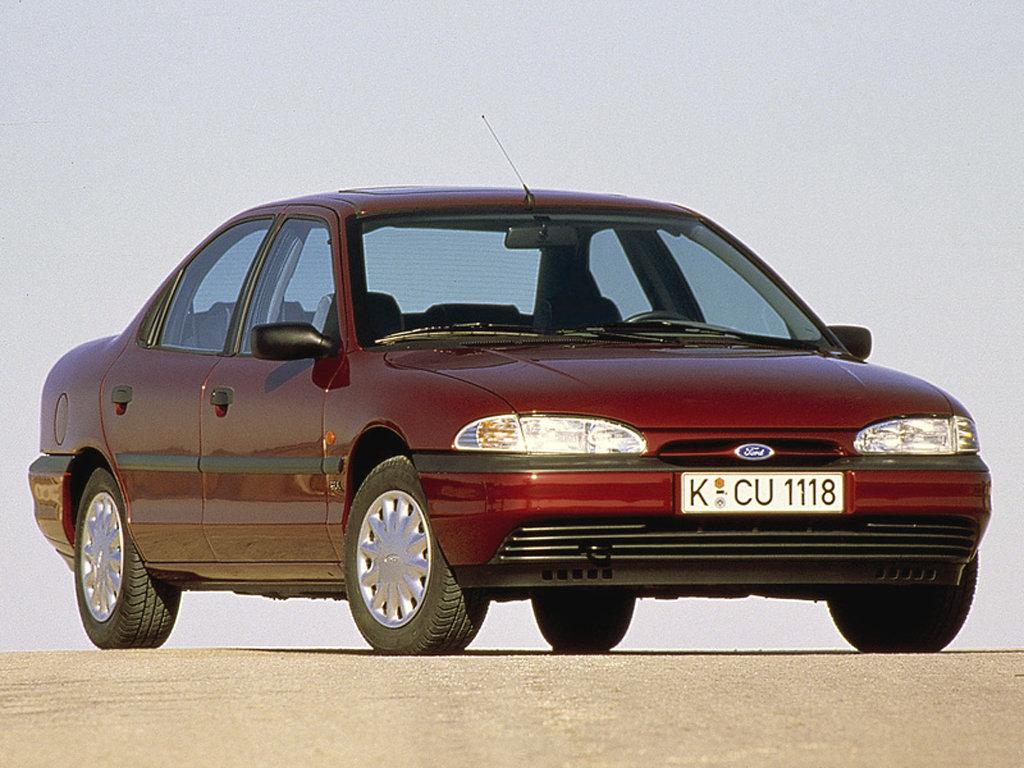 Фото форд мондео 1993