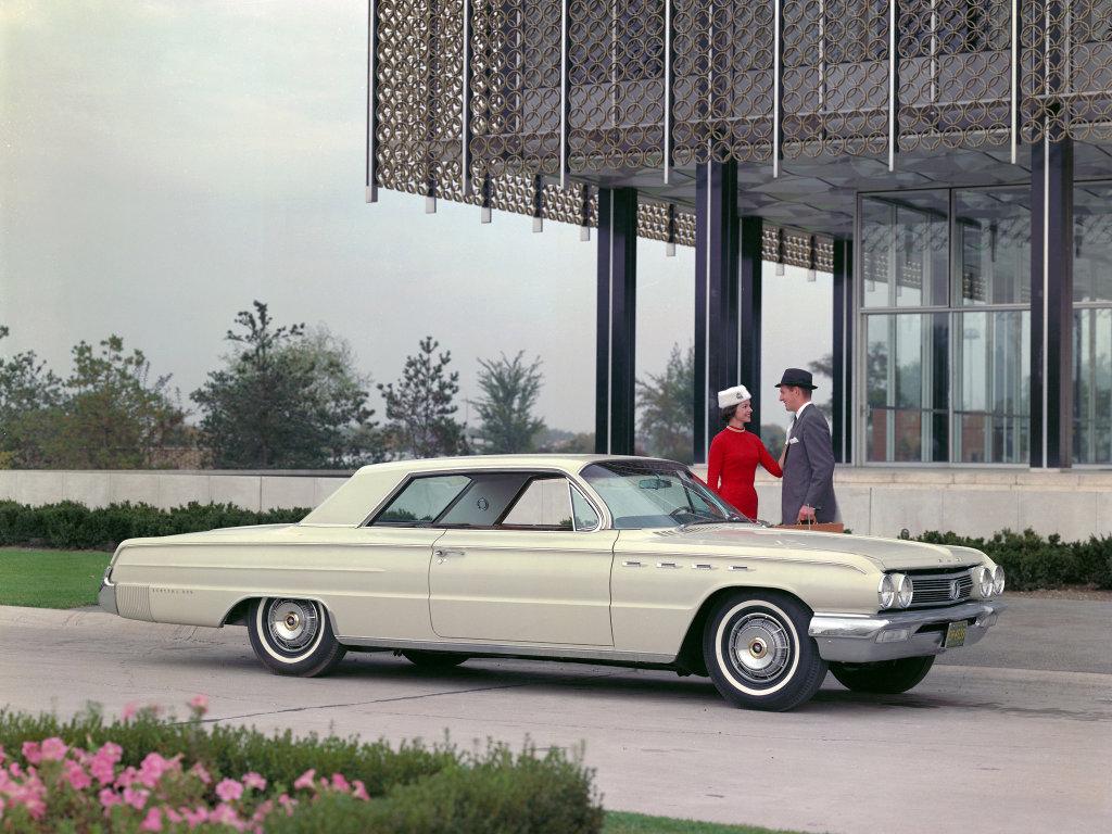 автомобилей Buick Electra