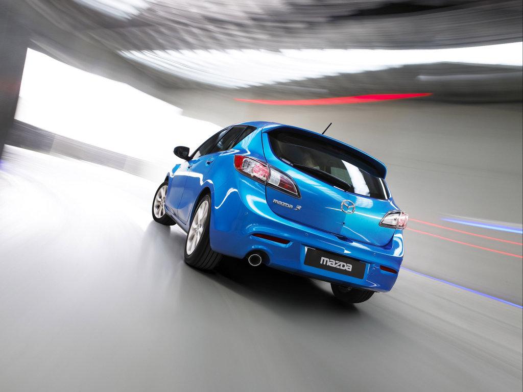 фото Mazda 3 Hatchback 6.