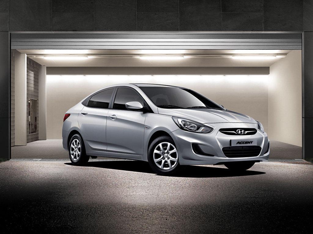 Hyundai Solaris (accent) фото…