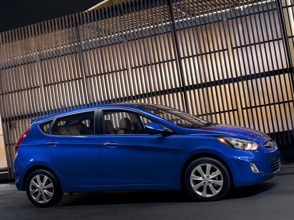 Новый авто Hyundai Accent …