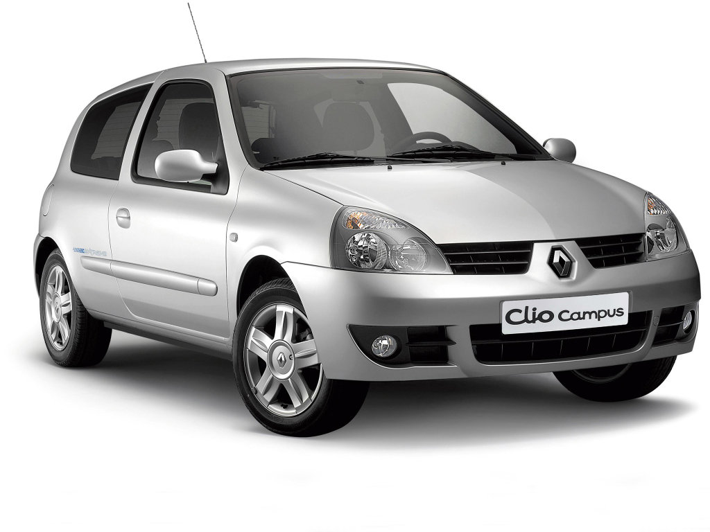 Renault Clio Campus: Фото 09.