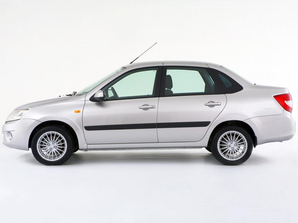 Фото нового авто ВАЗ (Lada) Granta…