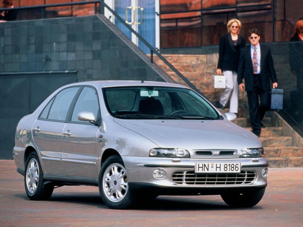 Поколения автомобилей Fiat Marea…