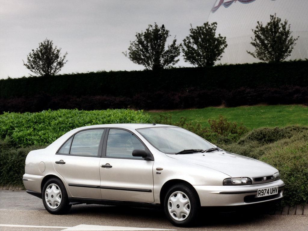 Все картинки Fiat Marea UK-spec …