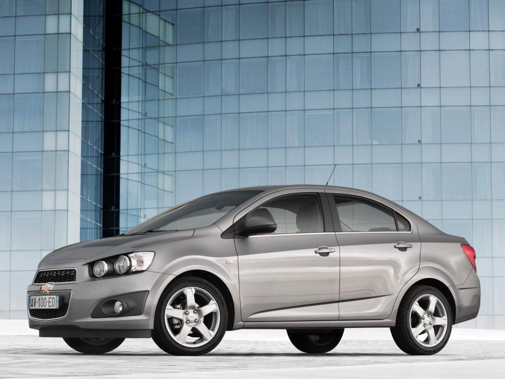 Фотографии Chevrolet Aveo Seda…