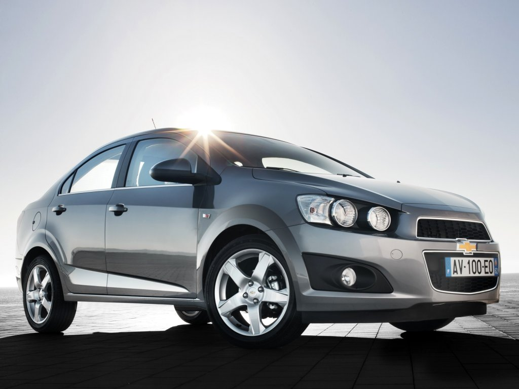 2011 Chevrolet Aveo Hatchback …