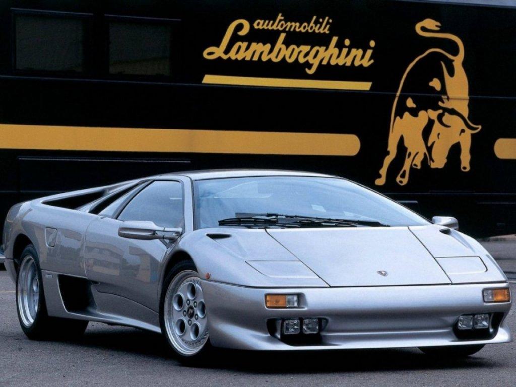 Lamborghini Diablo фото.