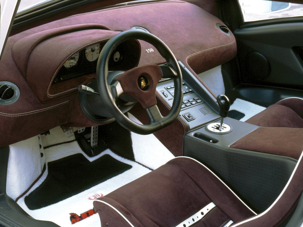 Lamborghini Diablo SE30 фото…