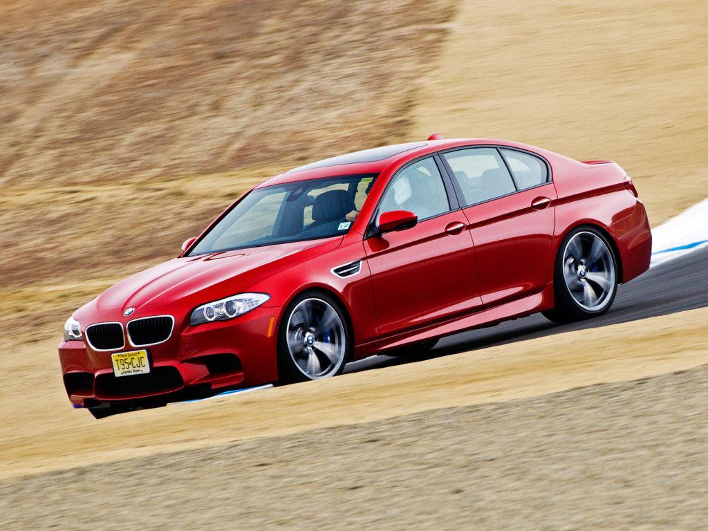 Фотографии автомобилей BMW M5 / БМВ М5 (2011 - 2013) Седан.