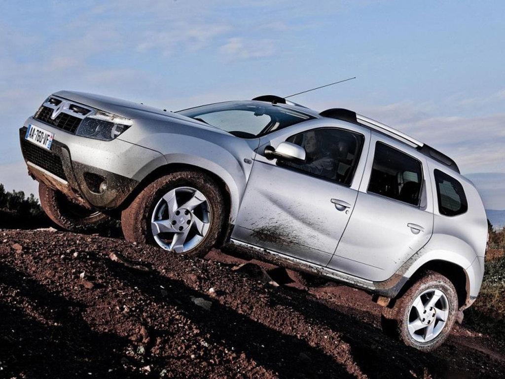 Renault Duster начали продавать …